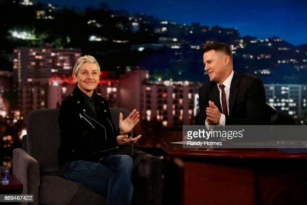 LIVE ABC's 'Jimmy Kimmel Live' features a week of guest hosts filling in for Jimmy starting Monday October 30 The guest host for Wednesday November 1...