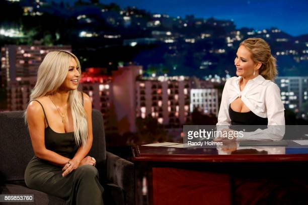 LIVE ABC's 'Jimmy Kimmel Live' features a week of guest hosts filling in for Jimmy starting Monday October 30 The guest host for Thursday November 2...