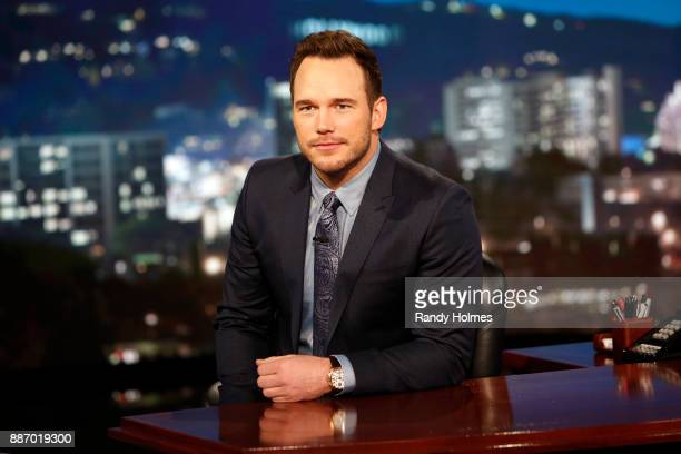 LIVE Walt Disney Television via Getty Imagess Jimmy Kimmel Live features a week of guest hosts filling in for Jimmy starting Monday December 4 The...