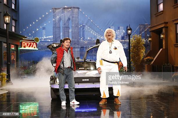 LIVE Walt Disney Television via Getty Images's Jimmy Kimmel Live returned to the host's hometown of Brooklyn New York for five original shows which...