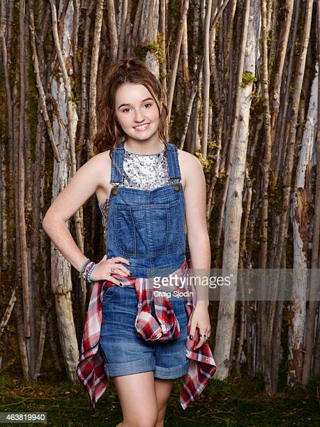 STANDING ABC's Last Man Standing stars Kaitlyn Dever as Eve Baxter