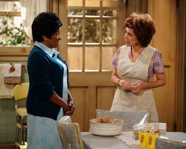 """CA: ABC's """"Live - Norman Lear's 'All In The Family' and 'The Jeffersons'"""