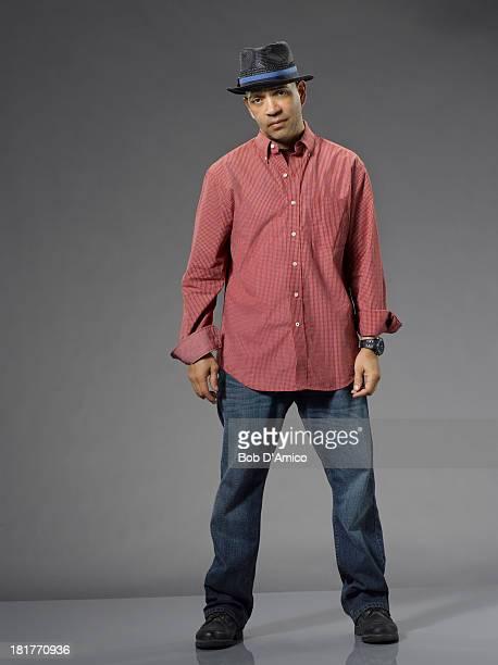 "Walt Disney Television via Getty Images's ""Lucky 7"" stars Luis Antonio Ramos as Antonio Clemente."