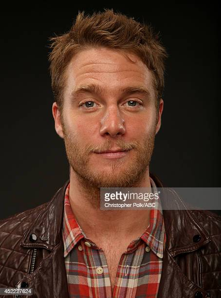 ABC's 'Manhattan Love Story' actor Jake McDorman poses for a portrait during ABC's 2014 TCA summer press tour at The Beverly Hilton Hotel on July 15...