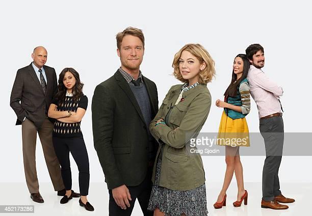 STORY Walt Disney Television via Getty Images's Manhattan Love Story stars Kurt Fuller as William Chloe Wepper as Chloe Jake McDorman as Peter...