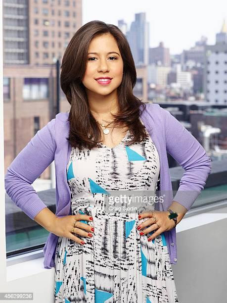 STORY Walt Disney Television via Getty Images's Manhattan Love Story stars Chloe Wepper as Chloe