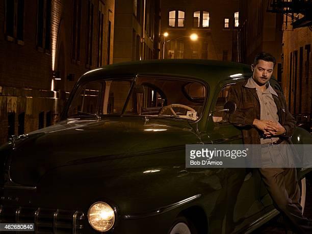S AGENT CARTER Walt Disney Television via Getty Images's Marvel's Agent Carter stars Dominic Cooper as Howard Stark