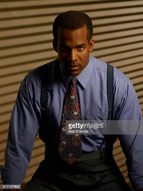 S AGENT CARTER Walt Disney Television via Getty Images's Marvel's Agent Carter stars Reggie Austin as Dr Jason Wilkes