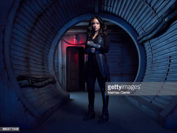 S AGENTS OF SHIELD ABCs 'Marvel's Agents of SHIELD stars Chloe Bennet as Daisy Johnson