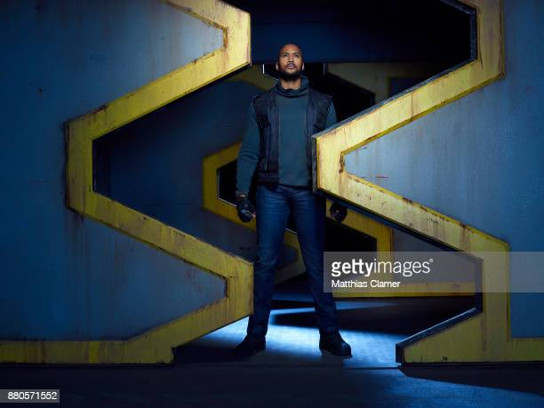 S AGENTS OF SHIELD Walt Disney Television via Getty Imagess Marvel's Agents of SHIELD stars Henry Simmons as Alphonso Mack MacKenzie