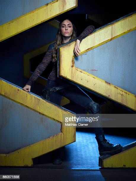 S AGENTS OF SHIELD Walt Disney Television via Getty Imagess Marvel's Agents of SHIELD stars Natalia CordovaBuckley as Elena YoYo Rodriguez