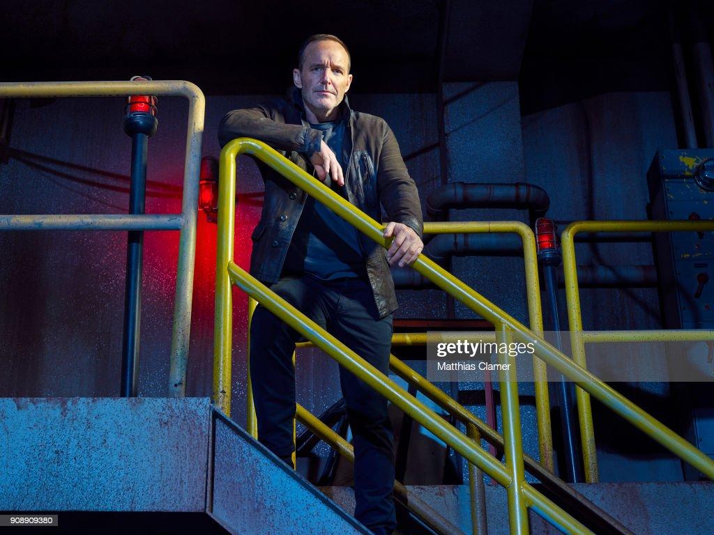 """ABC's """"Marvel's Agents of S.H.I.E.L.D."""" - Season Five : Fotografia de notícias"""