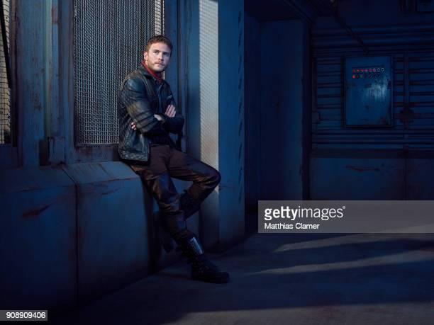 S AGENTS OF SHIELD Walt Disney Television via Getty Imagess Marvel's Agents of SHIELD stars Iain De Caestecker as Leo Fitz