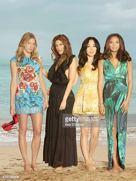 MISTRESSES Walt Disney Television via Getty Images's Mistresses stars Jes Macallan as Josslyn Carver Jennifer Esposito as Calista Raines Yunjin Kim...