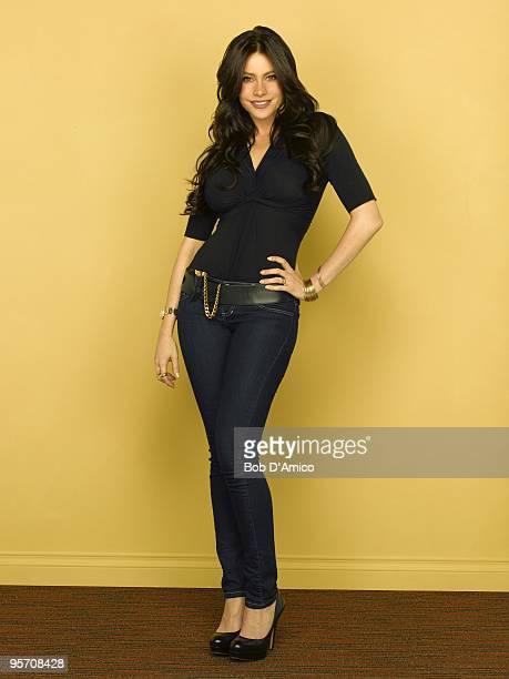 FAMILY Walt Disney Television via Getty Images's Modern Family stars Sofia Vergara as Gloria
