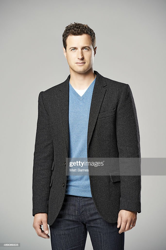 MOTIVE - ABC's 'Motive' stars Brendan Penny as Detective Brian Lucas. (Photo by Matt Barnes/ABC via Getty Images))