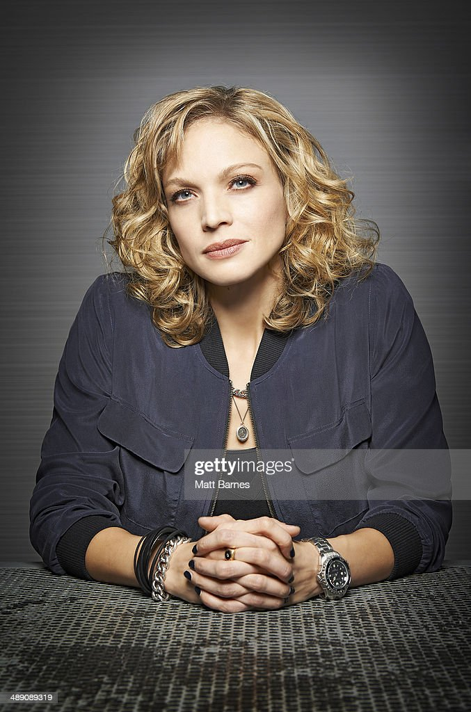 MOTIVE - ABC's 'Motive' stars Kristin Lehman as Detective Angie Flynn. (Photo by Matt Barnes/ABC via Getty Images))