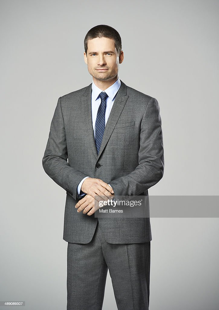 MOTIVE - ABC's 'Motive' stars Warren Christie as Sergeant Mark Cross. (Photo by Matt Barnes/ABC via Getty Images))