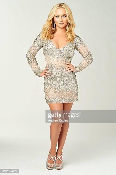 NASHVILLE Walt Disney Television via Getty Images's Nashville stars Hayden Panettiere as Juliette Barnes
