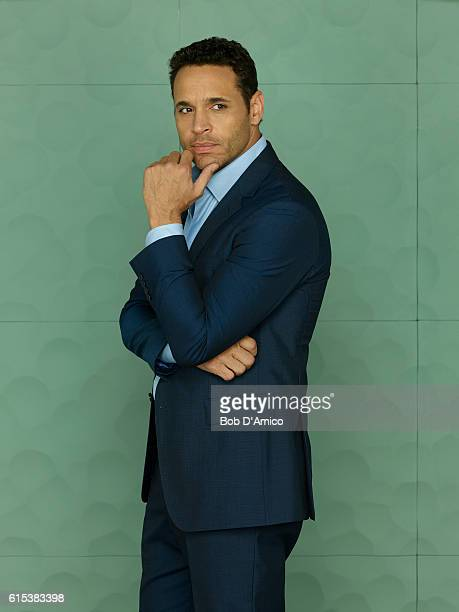 NOTORIOUS ABC's Notorious' stars Daniel Sunjata as Jake Gregorian