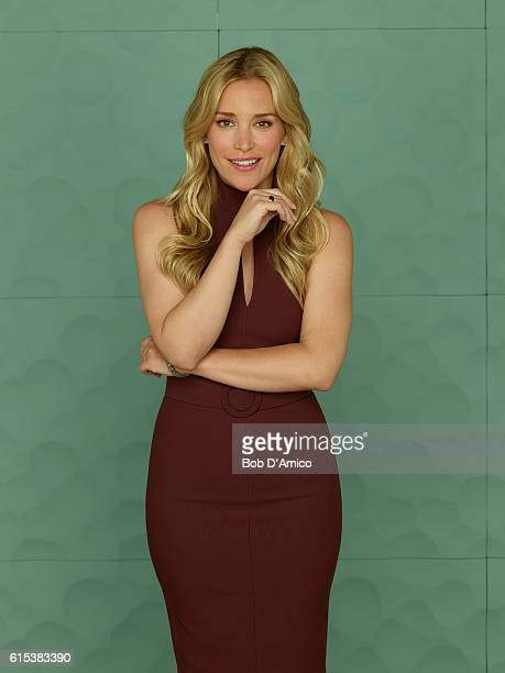 NOTORIOUS Walt Disney Television via Getty Images's Notorious stars Piper Perabo as Julia George