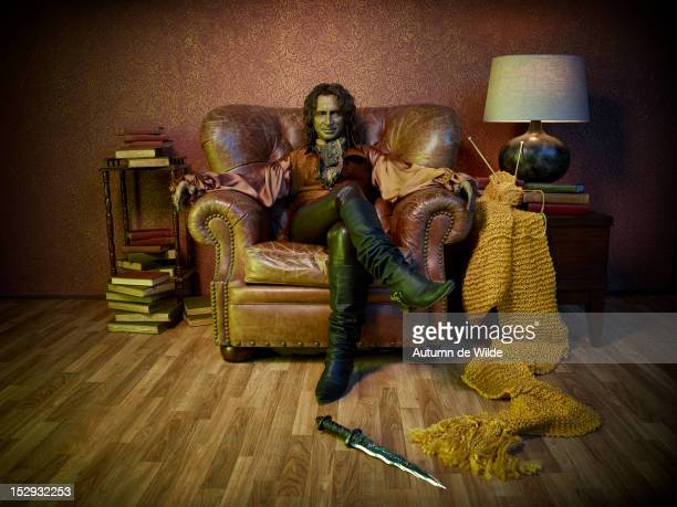 TIME ABC's 'Once Upon a Time' stars Robert Carlyle as Rumplestiltskin/Mr Gold
