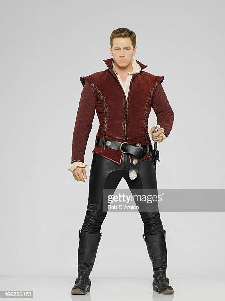 TIME Walt Disney Television via Getty Images's Once Upon a Time stars Josh Dallas as Prince Charming/David