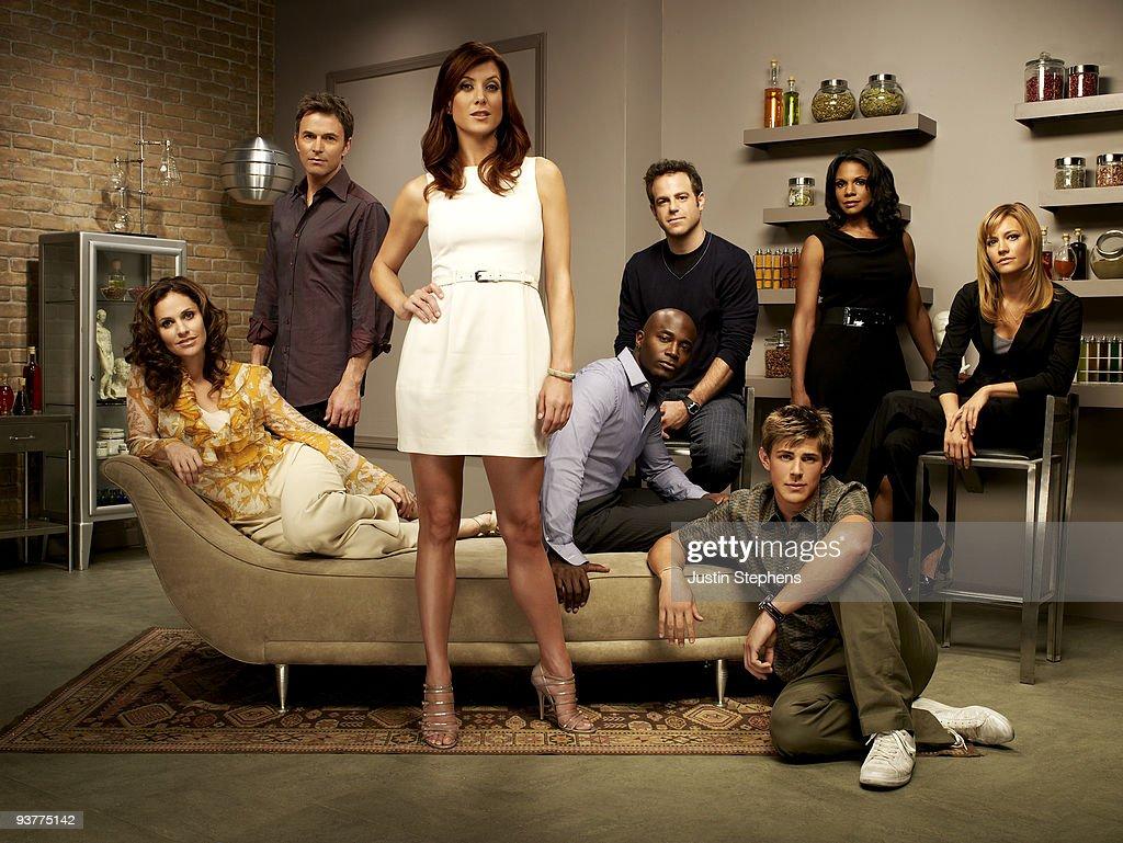 "ABC's ""Private Practice"" - Season Three : News Photo"