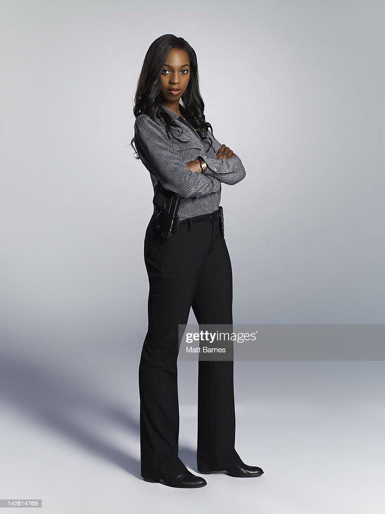 "ABC's ""Rookie Blue"" - Season Three : News Photo"