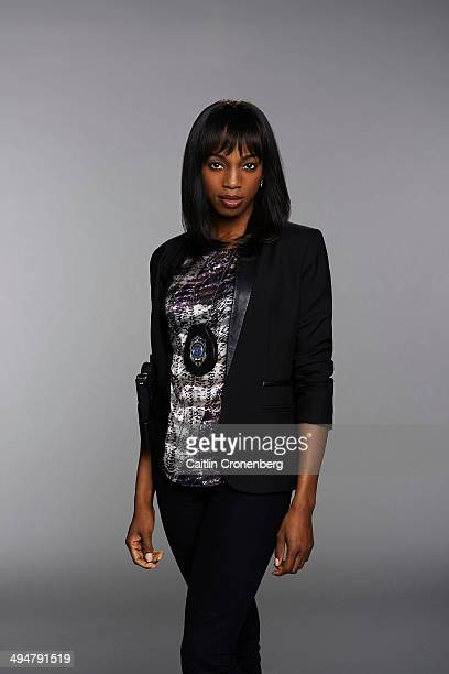 BLUE Walt Disney Television via Getty Images's Rookie Blue stars Enuka Okuma as Traci Nash