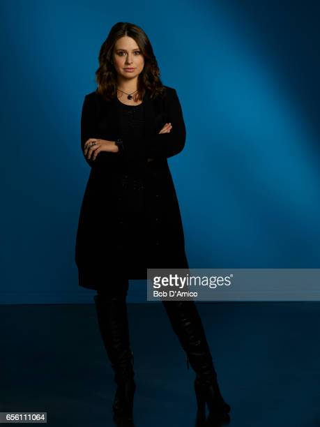 SCANDAL Walt Disney Television via Getty Images's Scandal stars Katie Lowes as Quinn Perkins