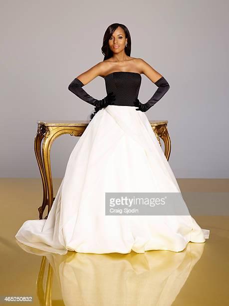 SCANDAL Walt Disney Television via Getty Images's Scandal stars Kerry Washington as Olivia Pope