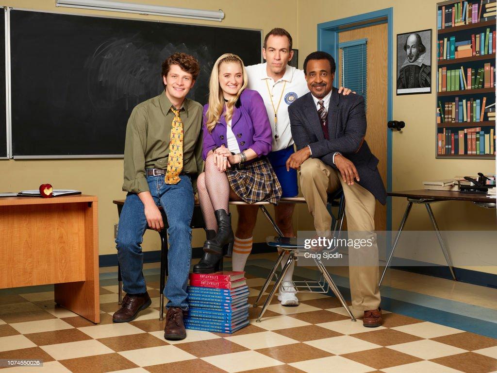 ABC's 'Schooled' - Season One : Nachrichtenfoto