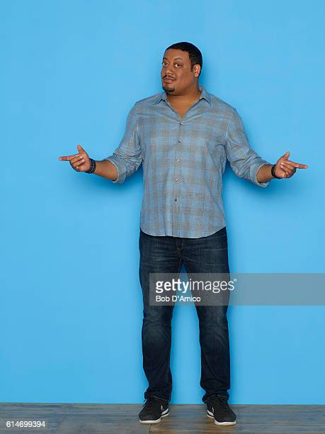 SPEECHLESS Walt Disney Television via Getty Images's Speechless stars Cedric Yarbrough as Kenneth