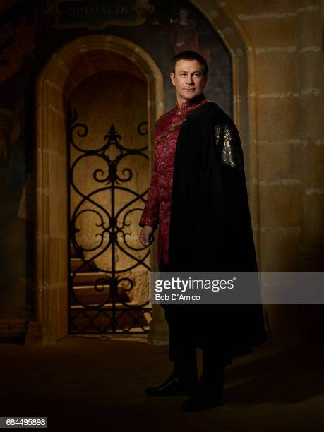 """Walt Disney Television via Getty Images's """"Still Star-Crossed"""" stars Grant Bowler as Lord Montague."""