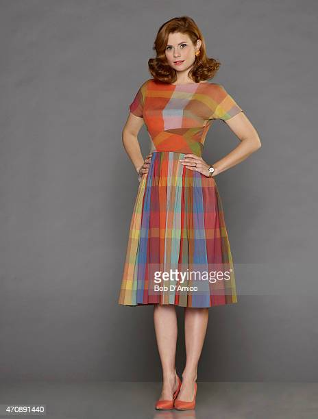CLUB Walt Disney Television via Getty Images's The Astronaut Wives Club stars JoAnna Garcia Swisher as Betty Grissom