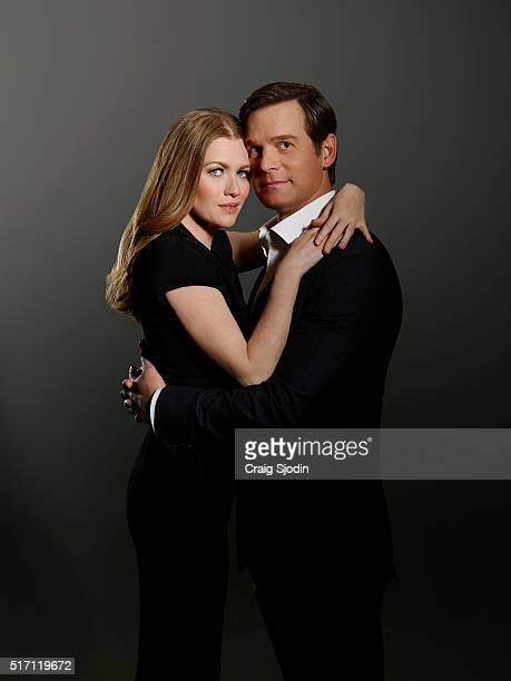 THE CATCH ABC's 'The Catch' stars Mireille Enos as Alice and Peter Krause as Benjamin