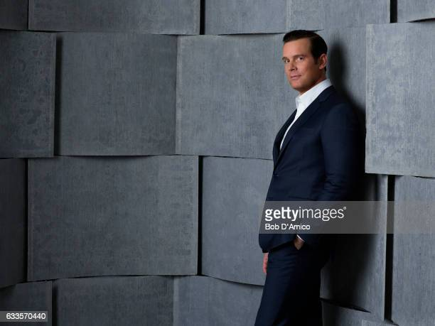 THE CATCH Walt Disney Television via Getty Images's The Catch stars Peter Krause as Benjamin