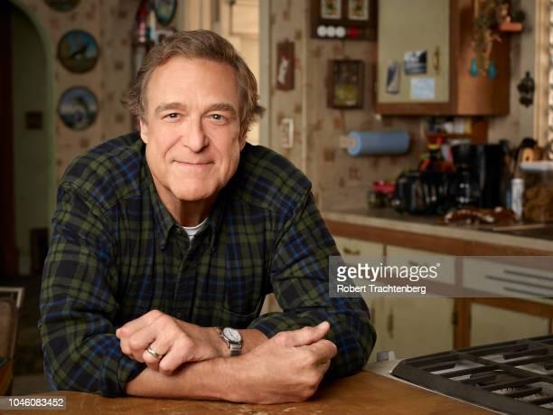"Walt Disney Television via Getty Images's ""The Conners"" stars John Goodman as Dan Conner."