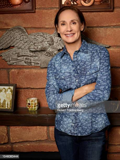 """Walt Disney Television via Getty Images's """"The Conners"""" stars Laurie Metcalf as Jackie Harris."""