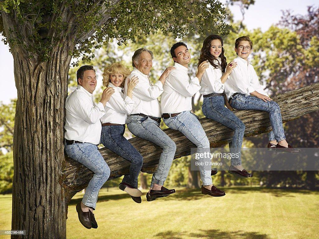 """ABC's """"The Goldbergs"""" - Season Two : Nachrichtenfoto"""