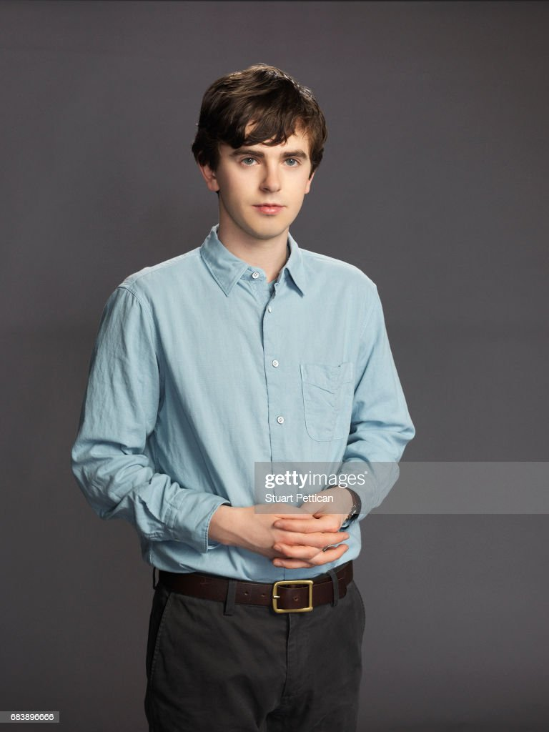 DOCTOR - ABC's 'The Good Doctor' stars Freddie Highmore as Dr. Shaun Murphy.