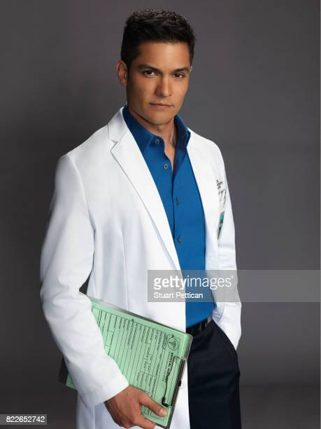 DOCTOR ABC's 'The Good Doctor' stars Nicholas Gonzalez as Dr Neil Melendez