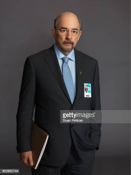DOCTOR Walt Disney Television via Getty Images's The Good Doctor stars Richard Schiff as Dr Ira Glassman