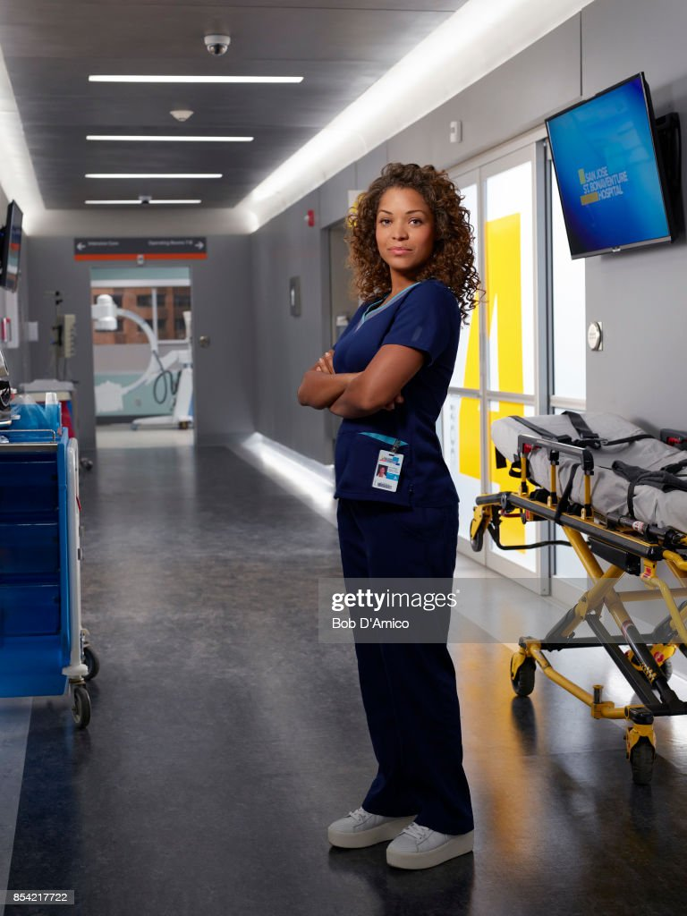 DOCTOR - ABC's 'The Good Doctor' stars Antonia Thomas as Dr. Claire Browne.