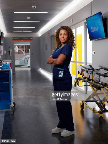 DOCTOR ABC's 'The Good Doctor' stars Antonia Thomas as Dr Claire Browne