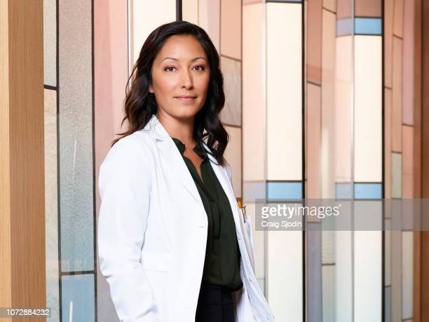 DOCTOR Walt Disney Television via Getty Images's The Good Doctor stars Christina Chang as Dr Audrey Lim