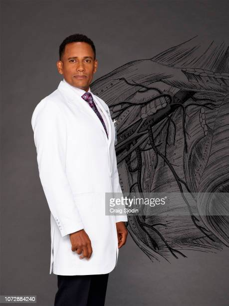DOCTOR Walt Disney Television via Getty Images's The Good Doctor stars Hill Harper as Dr Marcus Andrews