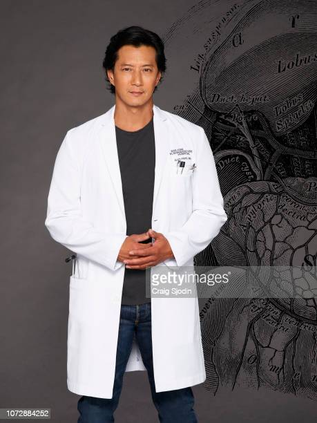 DOCTOR Walt Disney Television via Getty Images's The Good Doctor stars Will Yun Lee as Dr Alex Park