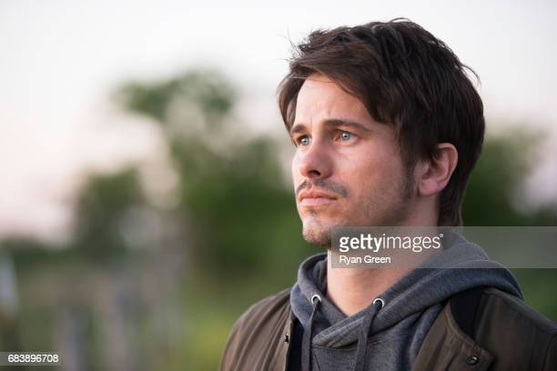 KEVIN Walt Disney Television via Getty Imagess The Gospel of Kevin stars Jason Ritter as Kevin